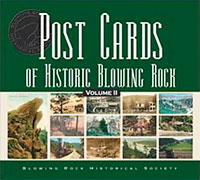 Post Cards of Historic Blowing Rock