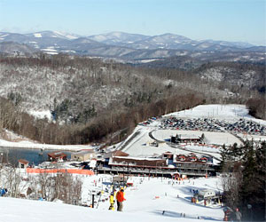 Blowing Rock and Boone North Carolina Ski Resorts and Skiing