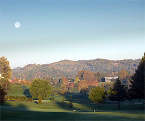 Boone NC Golf Courses and Golfing