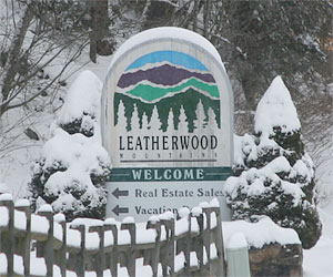 Leatherwood Mountains Real Estate Ferguson NC