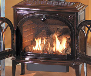 Boone NC Wood Stoves and Gas Fireplaces