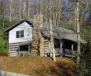 Blowing Rock and Boone NC Log Cabin Rentals