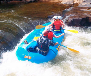 Blowing Rock and Boone NC Whitewater Rafting